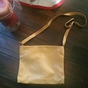 Francesco Biasia Handbags - FRANCESCO BIASIA camel leather purse!