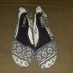 Shoes - Printed Flats