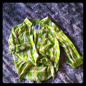 Arizona Jean Company Tops - Tie-up shirt