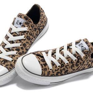 891d71ecdb591b Converse Shoes - HOLD Cheetah Print Women s Size 9