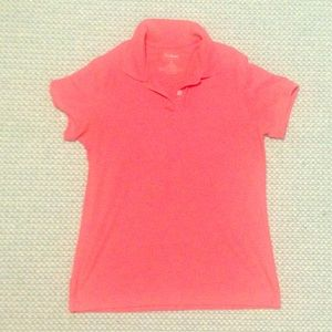 L.L. Bean Coral Polo Shirt, Price Negotiable :)