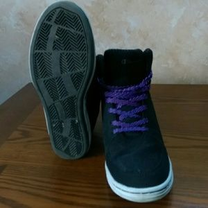 0fb3b011947 Champion Shoes - !Lowest Price! Champion High Top Heels