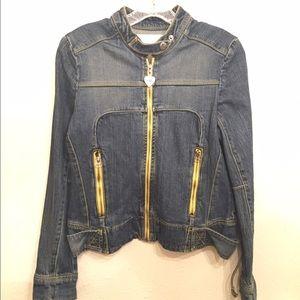 Luella for Target Denim Jacket
