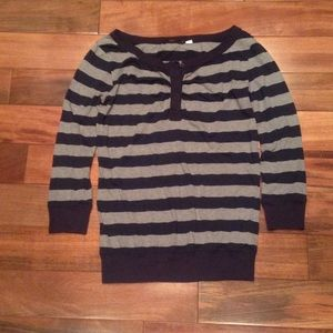 Lux striped top from UO