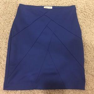 UO bodycon mini skirt