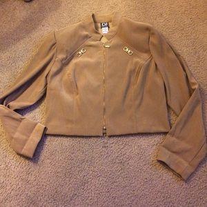 Jackets & Blazers - Beautiful tan jacket