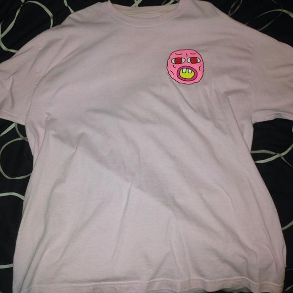 923f5e7f908d Golf wang Tops - Odd future golf wang cherry bomb shirt