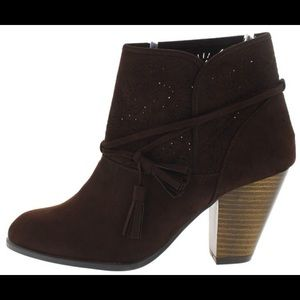 Shoes - Tassel Ankle Boots