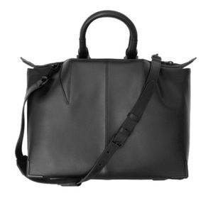 Alexander Wang Leather Prisma Bag purse satchel
