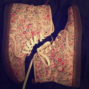 Doc Marten Pink Floral boot