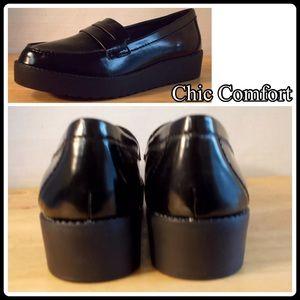 ccaa80ebf36 Steve Madden Shoes - MADDEN GIRL FLATFORM PENNY LOAFER