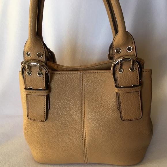 503122a74 Tignanello Bags   Sale Perfect 10 French Tote Tan   Poshmark