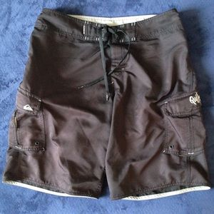 Quiksilver Other - MENS QUIKSILVER board shorts black 32