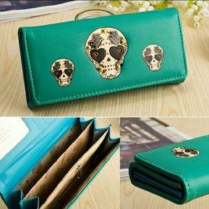 Cute Skull Wallet