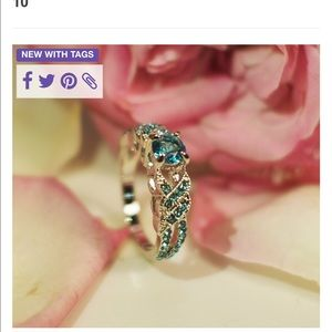 Jewelry - Beautiful rose gold ring