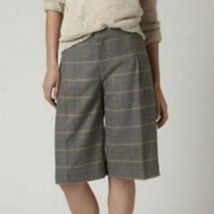Cartonnier wool blend shorts