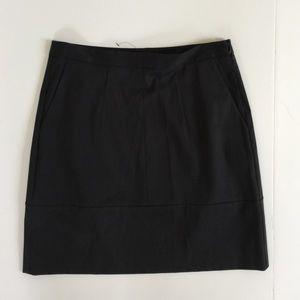 Theory Dresses & Skirts - Theory black mini skirt with pockets. Like new.