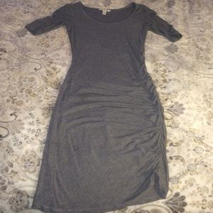 Banana Republic midi dress w/sinched side CUTE!!