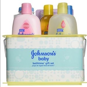 Johnsons Amp Johnsons Other Baby Shower A Gift Set