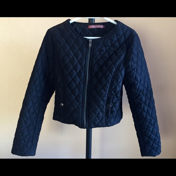 73% off Honigman Other - Honigman Girls - quilted black jacket ...