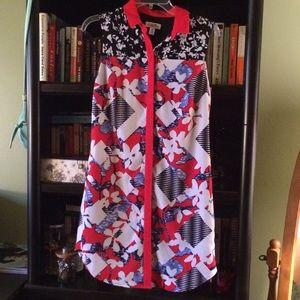 Peter Pilotto for Target red shirt dress
