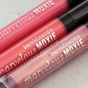 bareMinerals Other - bareMinerals Marvelous Moxie Plumping Lipgloss
