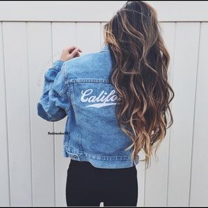 Brandy Melville California denim jacket