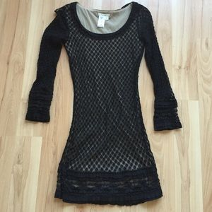 Sophie Max Tops - Sophie Max Sheer Mesh Tunic