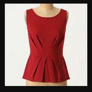 HOST PICK! Anthropologie Red Top NWT Bailey 44