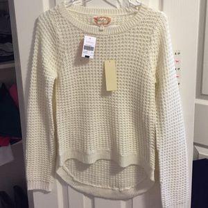 Bohme Sweaters - Bohme waffle sweater