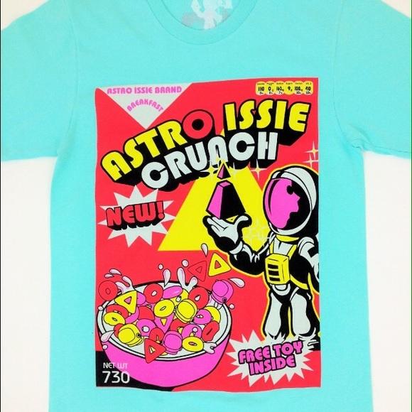 45a3d2933db15 1980s Spaceman Crunch Cereal UNISEX T-shirt. NWT. Astro Issie.  M_56f80c7d2ba50aa56907c6a5. M_56f80c7d2ba50aa56907c6a6.  M_56f80c7e2ba50aa56907c6a7