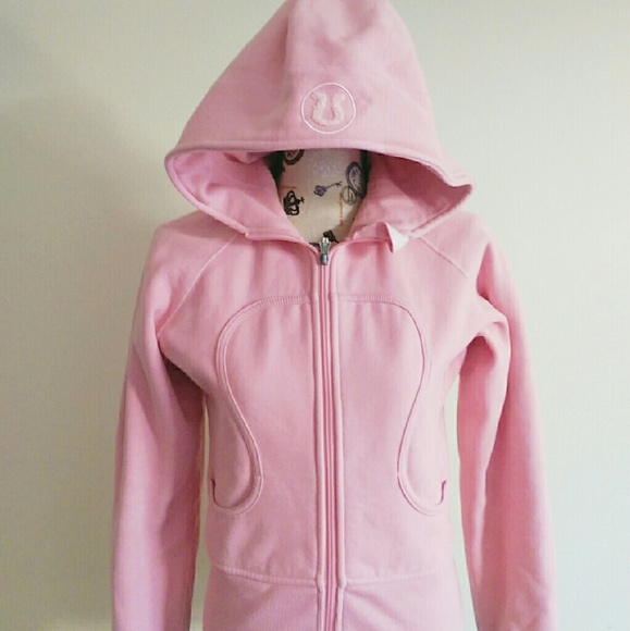54% off lululemon athletica Sweaters - NWOT lululemon light pink ...