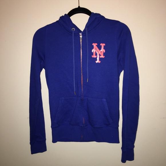 on sale 375dc dd91d New York Mets Zip Up