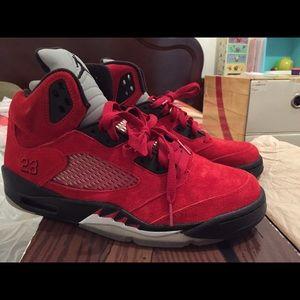 366cde193f5 Jordan Shoes | Raging Bull 5s Vnds Sz 9 | Poshmark
