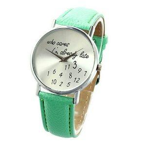 Часы Mitya Veselkov Да какая разница на белом MVBlack-12