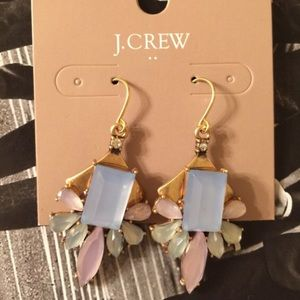 J.crew Dragonfly Pastel Earrings