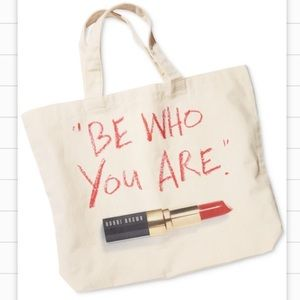 Bobbi Brown Handbags - 🎉HP🎉BE WHO YOU ARE TOTE