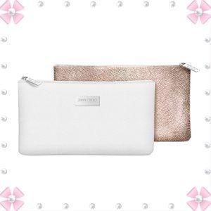 Jimmy Choo Handbags - 🎉SALE🎉-⭐️NWOT- Jimmy Choo makeup pouch!⭐️
