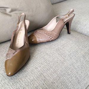 Bruno magli vintage heels