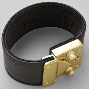 CC Skye Jewelry - CC Skye Kenzie Leather Bracelet