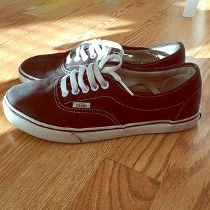 Vans Shoes | Black Size 8 | Poshmark