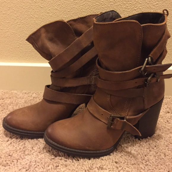 57a91f0c8f9 Steve Madden Yale Ankle Boot