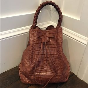 Handbags - One of a kind Nancy Gonzalez hobo handbag