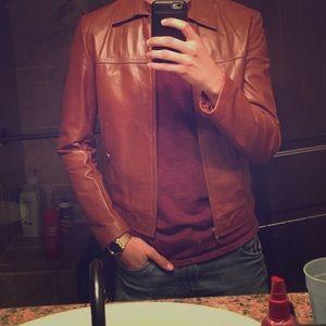 Jackets & Blazers - ORIGINAL LEATHER JACKET