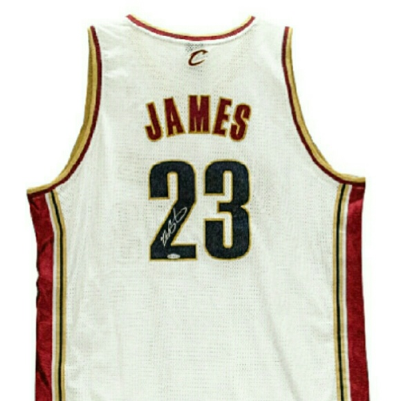 OG Lebron James jersey
