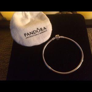 Pandora 8 inch bracelet