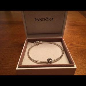 """Authentic Pandora """"Tree of Life"""" charm"""