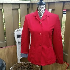 The Limited Red Jacket *bundle for lower price*