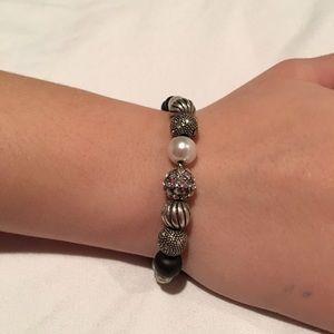 DKNY bracelet. Very versatile.