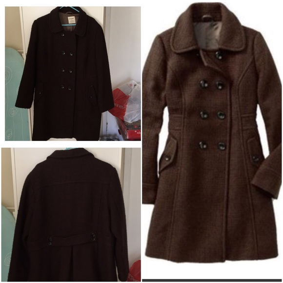 49% off Old Navy Jackets & Blazers - Old Navy chocolate Brown ...